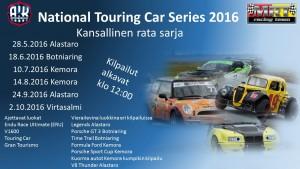 National Touring Car Series 1 2016]